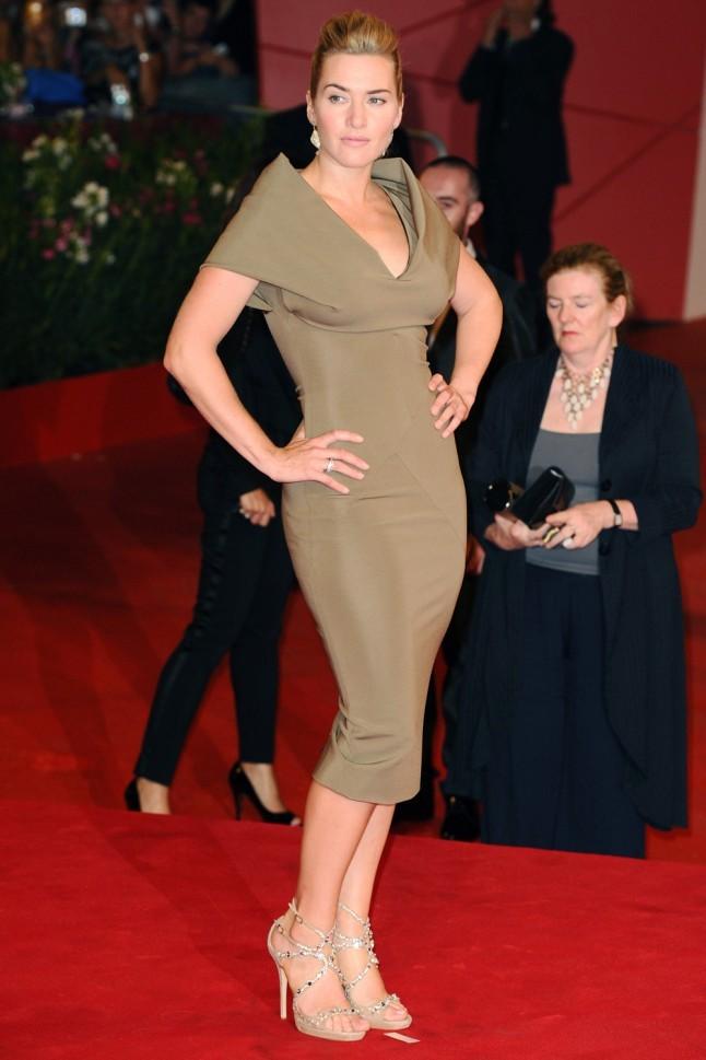Kate Winslet e la cellulite,paura ridicola!